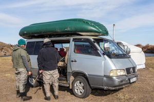 Oost Mongolie, Tight lines (41)