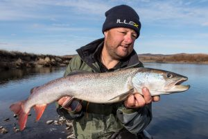 Oost Mongolie, Tight lines (44)